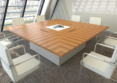 Infinity Bespoke Boardroom Table