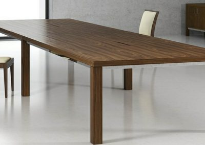 Oxford Veneer Boardroom Table