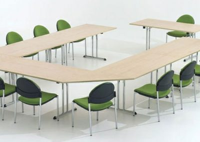 VER Training Tables