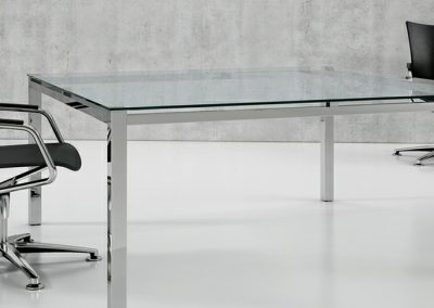 Flite Glass Boardroom Table