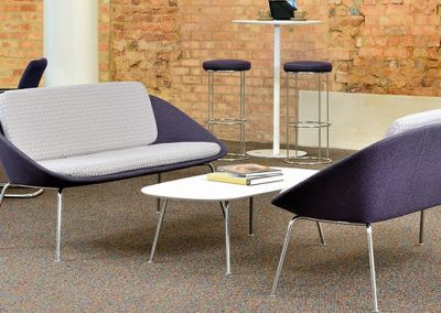 Dishy Breakout Seating