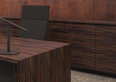 Shadow Boardroom Credenza