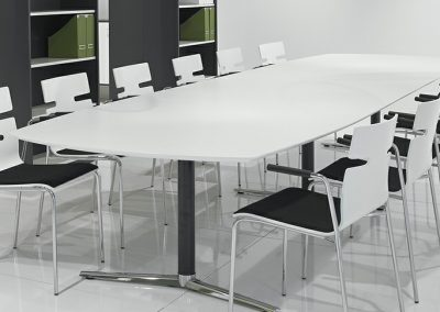 Switch Laminate Boardroom Table