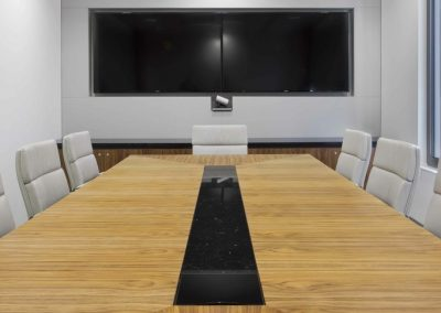 Infinity Veneer Boardroom Table
