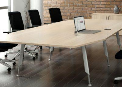 Neo MFC Boardroom Table