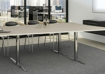 Switch Media Laminate Boardroom Table