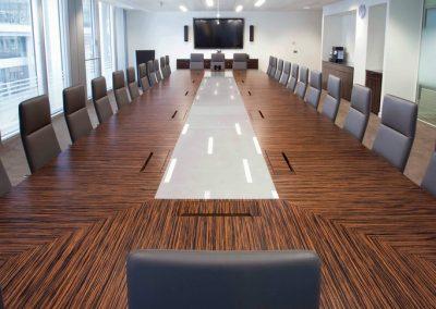 Infinity Boardroom Table