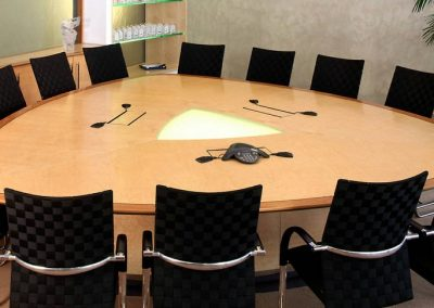 Tula Bespoke Boardroom Table
